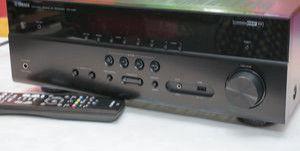 Yamaha TSR 5380 Surround Reciever 7  2 for Sale in Ontario, CA - OfferUp