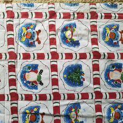 Very beautiful Christmas tablecloth Thumbnail