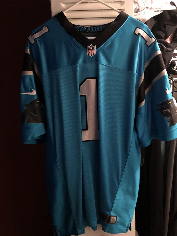 new style 3b935 762de Authentic Cam Newton Jersey Size 2XL for Sale in Charlotte, NC - OfferUp