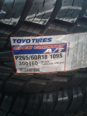 New And Used Tires For Sale In Parma Oh Offerup