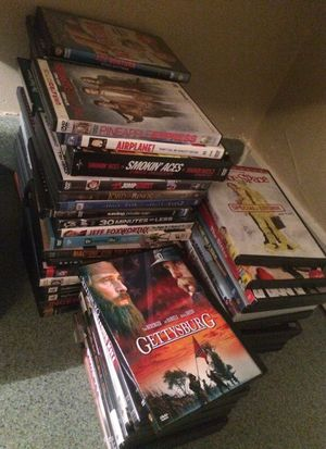 100+ BluRay/DVD movie collection for Sale in Tampa, FL