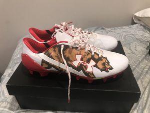 UA football cleats for Sale in Fairfax, VA