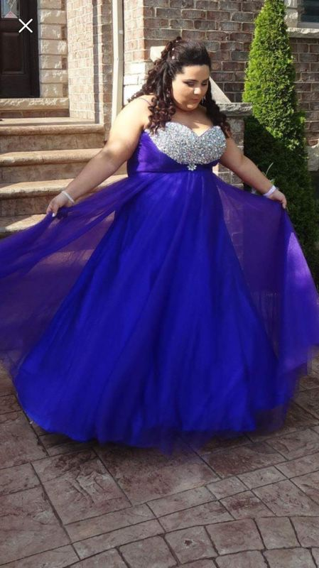 Royal purple prom dress size 3 for Sale in Bartlett, IL - OfferUp