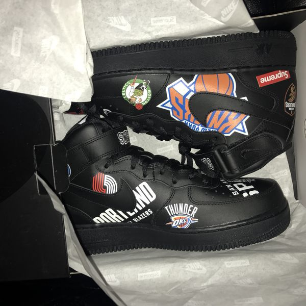 promo code 4e3d1 2879b Supreme x af1 x nba Sz 9 for Sale in Queens, NY - OfferUp