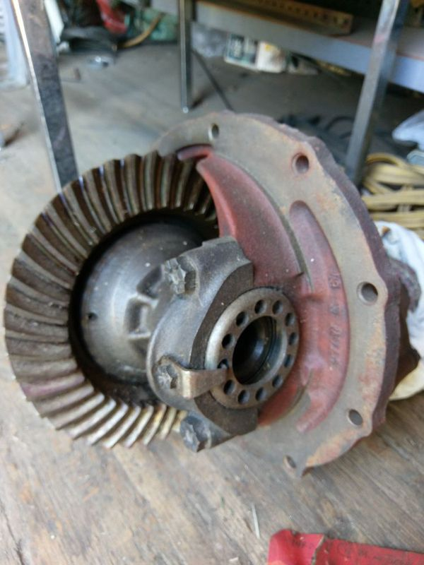 Complete Ford 9 inch Rear End  Differential  Third member  Chunk for Sale  in Sylmar, CA - OfferUp