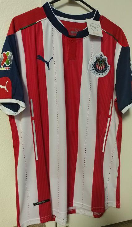 0b9db5cacfa Puma Mans 16 17 chivas Home jersey ORIGINAL for Sale in Phoenix ...