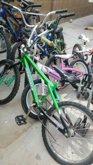 Kids bikes for Sale in Laveen Village, AZ