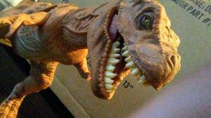 Jurassic Park JP06 Young Tyrannosaurus Rex t-rex Series 1 1993 Kenner for Sale in Phoenix, AZ