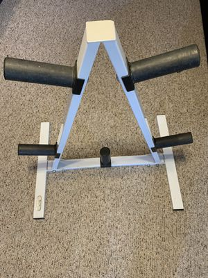 Photo Fitness Gear Olympic Weight Tree HALF PRICE