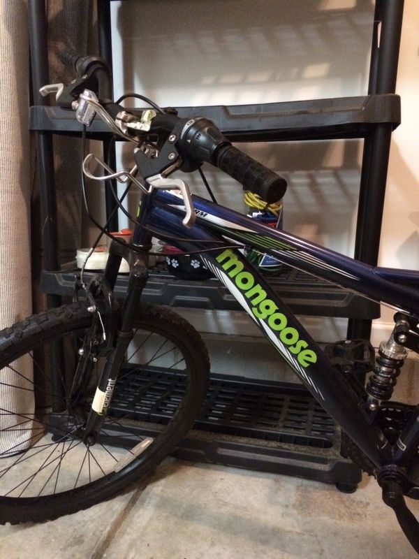 24 Inch Boys Mongoose Mountain Bike For Sale In Durham Nc Offerup
