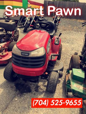 Offerup Las Vegas >> New and Used Riding lawn mowers for Sale in Charlotte, NC ...