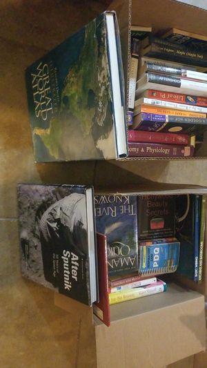 Approx. 50 HC &SC Fiction, Nonfiction, Info, etc books for Sale in Phoenix, AZ