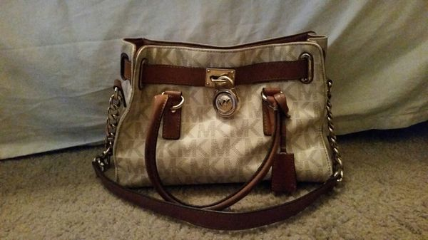 b938db472f9c Michael Kors Handbag Hamilton NS Tote AP-1202 for Sale in Riverview ...