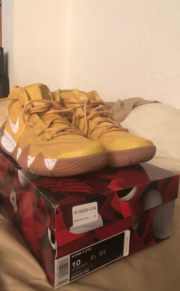 lowest price 12f75 950eb Kyrie 4 captain crunch cereal for Sale in Lake Worth, FL - OfferUp
