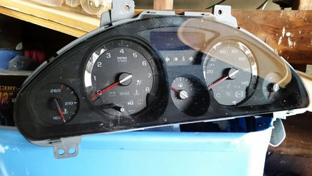 Instrument cluster Thumbnail