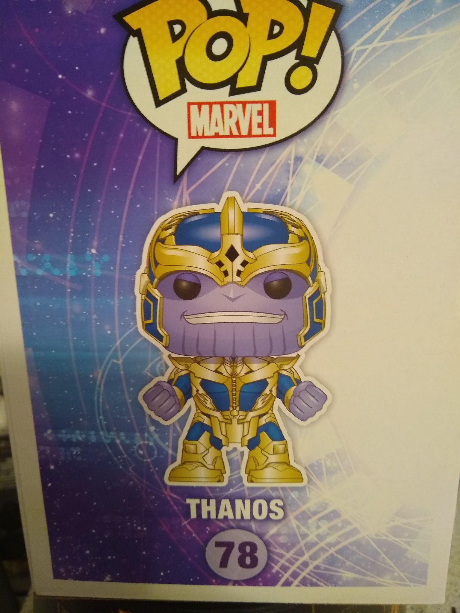 """Thanos 6"""" Funko Pop"""