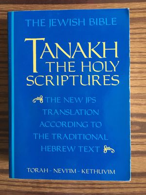 Tanakh: The Holy Scriptures for Sale in New York, NY