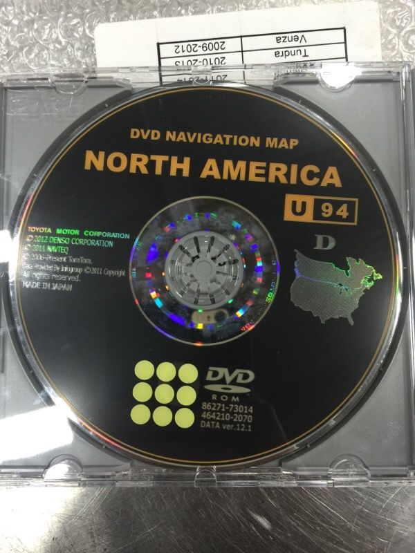Toyota navigation DVD for Sale in Hoffman Estates, IL - OfferUp on