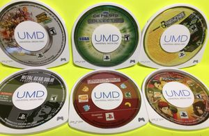 6 PSP Games...Disc Only! for Sale in Grand Prairie, TX