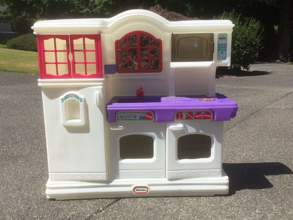 Little Tikes Victorian Kitchen For Sale In South Hill Wa Offerup