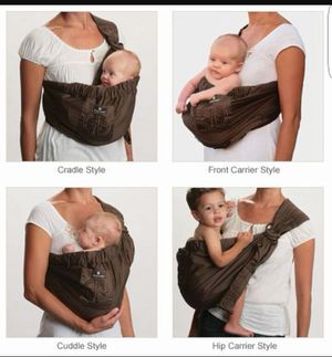 40dedc9d860 Balboa Baby Four Position Adjustable Sling Carrier for Sale in Hayward