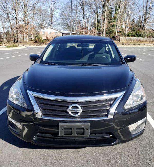 2015 Nissan Altima S For Sale In Greenville, SC