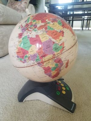 Geosafari Globe, great game for kids for Sale in Bowie, MD