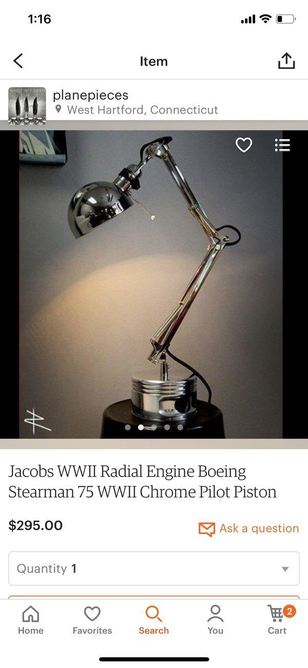Jacobs Radial Engine