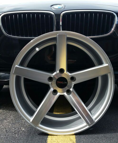 18x9 5 Five Spoke Bmw Wheels Brand New For Sale In Miami