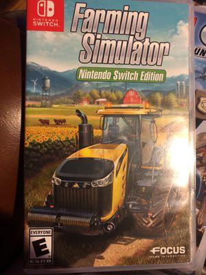 Nintendo switch game for Sale in Leesburg, VA