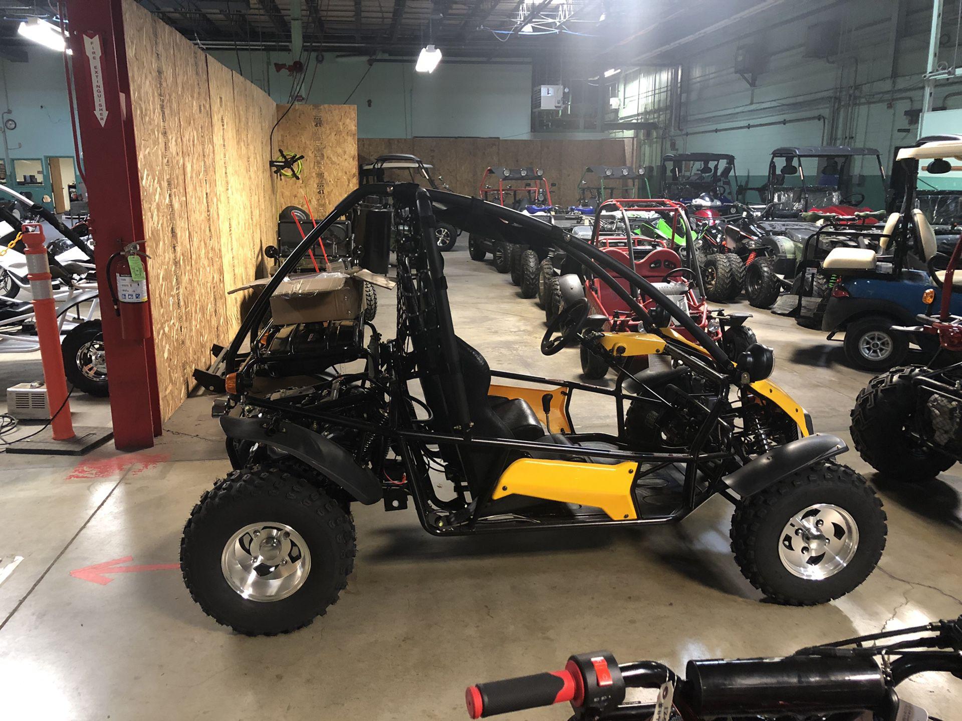 Brand new 200cc go kart!!!