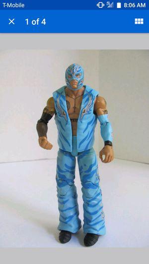 Rey mysterio WrestleMania 26 toys r us exclusive figure for Sale in Peoria, AZ