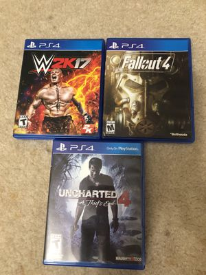 3 games for 35 for Sale in Sterling, VA