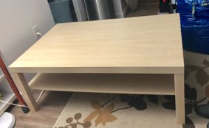Large coffee table for Sale in Gaithersburg, MD