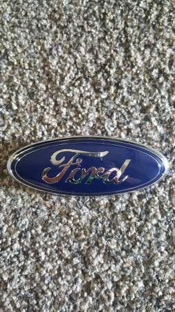 FORD OEM F150 2009-2013 Rear Tailgate Emblem for sale  Broken Arrow, OK