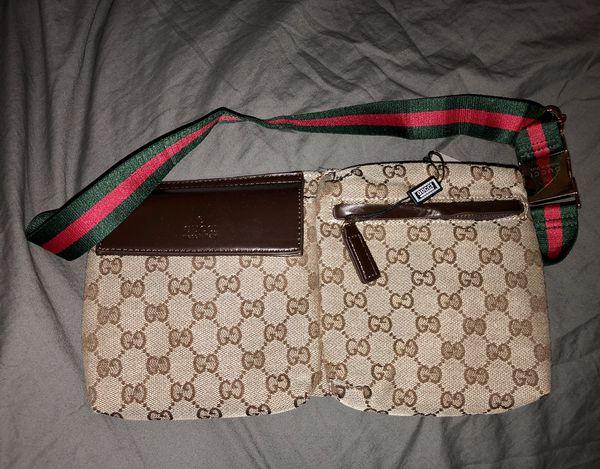 d3caf8602c54 Gucci waist bag for Sale in Woodbridge, VA - OfferUp
