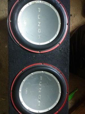2 Rockford 12s for Sale in Washington, DC