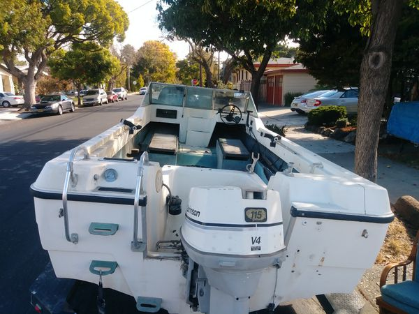 Johnson 115 horsepower Outboard for Sale in Oakland, CA - OfferUp