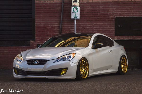 2011 Hyundai Genesis Coupe 2 0t For Sale In Bellevue Wa