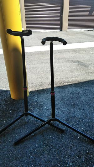 guitar/bass stands for Sale in Salt Lake City, UT