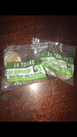 20 Septa Tokens for Sale in Philadelphia, PA