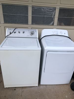 Photo Electric Whirlpool Washer Hotpoint Dryer