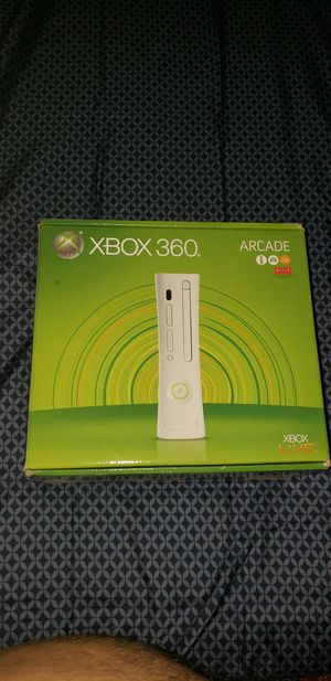 Brand new xbox 360 arcade edition for Sale in Washington, DC