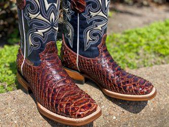 Men's Cowboy Boots Thumbnail