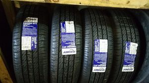 four bright new set of tires for sale 235/70/17 for Sale in Washington, DC