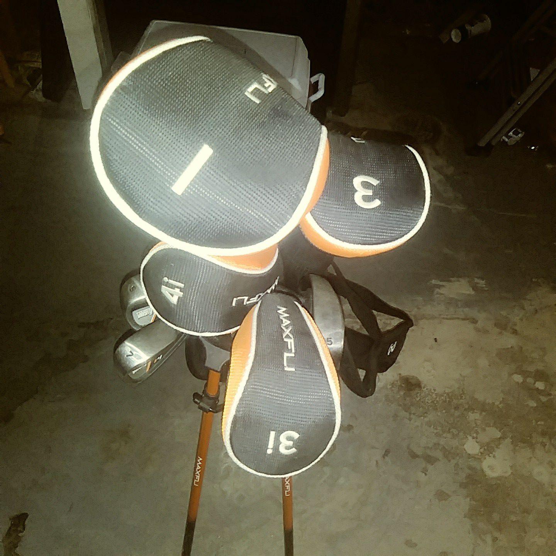 Maxfli junior golf set