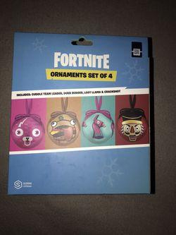 Rare Fortnite Ornaments Thumbnail
