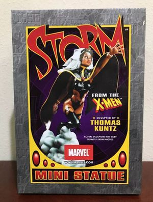 Storm mini Statue X-Men Exclusive Collectible for Sale in Seffner, FL
