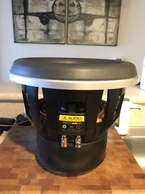 Jl Audio 12w7 ae subwoofer for Sale in Orlando, FL