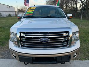 Photo 2013 Ford F150 Ecoboost 4x4 2990